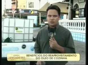 Projeto em Fortaleza já coleta 10t de óleo de cozinha usado