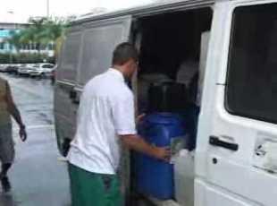BIOLITORAL coleta e recicla o óleo de cozinha usado